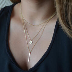 Charming Pretty Delicate Romantic Alloy Women's Ladies' Girl's Necklaces