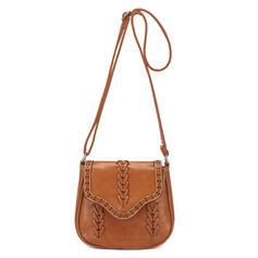 Unique/Vintga/Shell Shaped/Bohemian Style/Braided Crossbody Bags/Shoulder Bags
