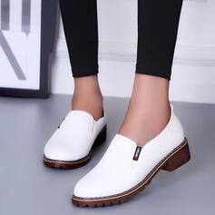 De mujer PU Salón Tacones con Otros zapatos