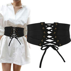 Women's Beautiful/Classic/Elegant/Metal Buckle Canvas Belts