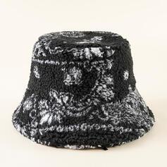 Women's Beautiful/Classic/Simple/Charming Polyester Fascinators/Bucket Hats