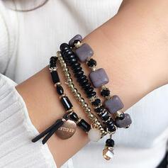 Exquisite Chic Charming Fox Attractive Alloy Rhinestones With Imitation Stones Women's Ladies' Girl's Bracelets