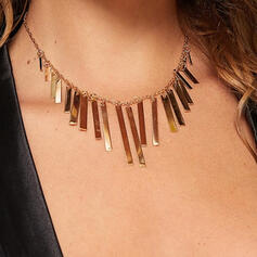 Tassels Design Alloy With Tassels Women's Necklaces 1 PC