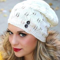 Women's Elegant/Charming/Artistic Nylon With Flax Floppy Hats