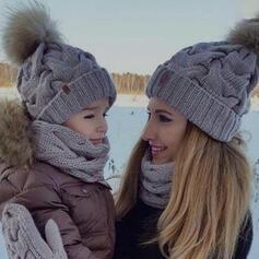 Señoras'/De mujer Precioso/Hecha a mano/Niza Algodón Disquete Sombrero