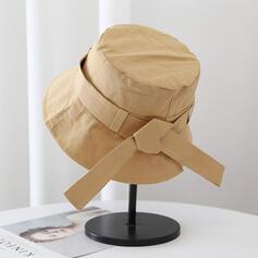 De mujer Estilo clásico/Simple/Encanto Algodón con Borlas Sombrero de copa