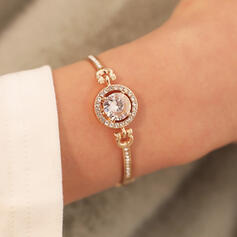 Brillant Jolis Alliage Zircon de Femmes Bracelets