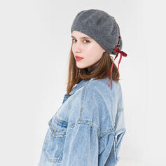 Ladies'/Women's Classic/Simple Cotton/Fabric Beret Hats