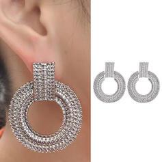 Charming Pretty Delicate Romantic Alloy Women's Ladies' Girl's Earrings