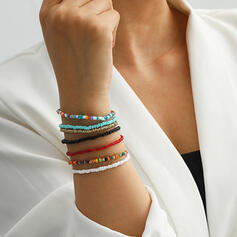 Romantic Women's Ladies' Bracelets 7 PCS