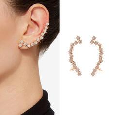 Charming Elegant Stars Delicate Alloy With Star Women's Ladies' Girl's Earrings