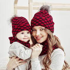Señoras'/Niño de/De mujer Algodón Disquete Sombrero