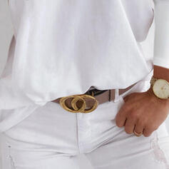 Ladies'/Unisex/Girl's O-ring Buckle Belts