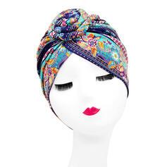 Women's Elegant/Charming/Artistic Cotton With Flax Hair Bonnet