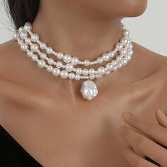 Attractive Charming Elegant Artistic Delicate Alloy Women's Ladies' Necklaces