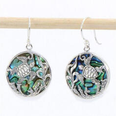 Charming Pretty Artistic Romantic Alloy With Flowers Women's Earrings