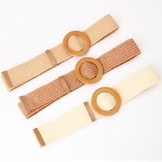 Con estilo Clásico Simple Encanto Artístico Delicado Cuerda trenzada De mujer Cinturones
