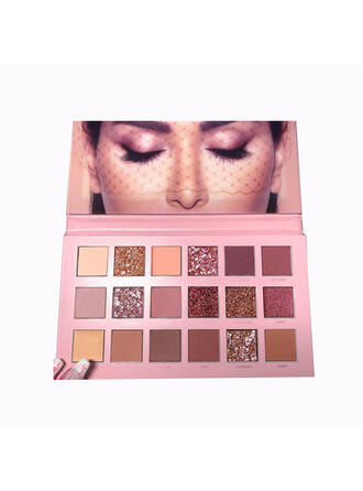 18-color Eyeshadow Palette With Box