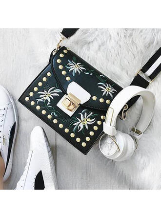 Personalized Style/Daisy Crossbody Bags