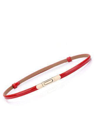 Women's Gorgeous/Classic/Exquisite Faux Leather Belts