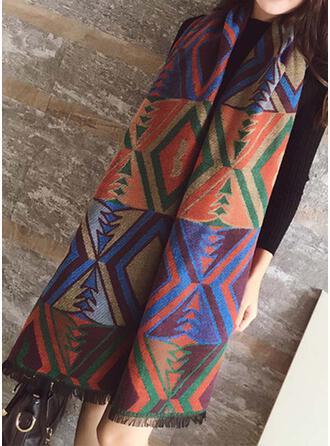 Print Shawls/Simple Style Scarf/Shawl