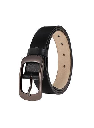 Unisex Gorgeous/Classic/Exquisite Faux Leather Belts