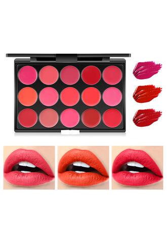 Matte Velvet Lipstick pan With Box