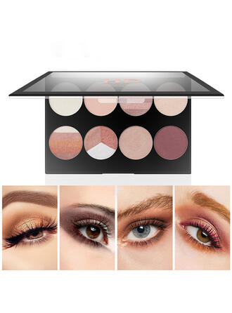 8-color Matte Shimmer Classic Eyeshadow With Box