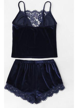 Polyester Cami Set Pyjama Set