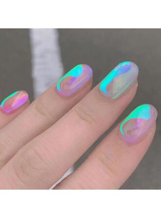 Random Color Simple Classic Nail Art Sticker Nail Art Decoration