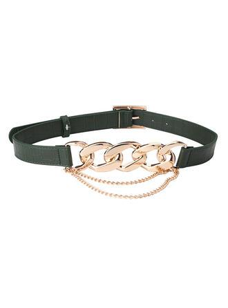 Unisex Gorgeous/Classic/Exquisite Pu Belts