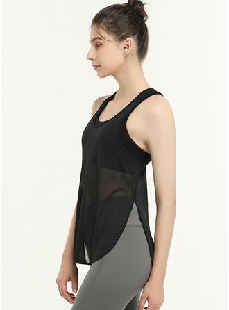 Polyester Plain Sports underwear Moisture wicking