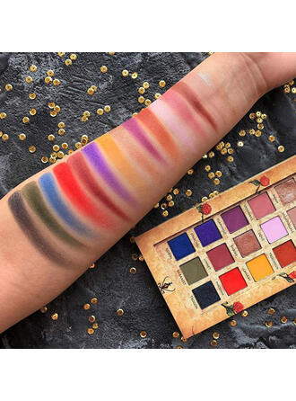 Matte Eyeshadow Palette With Box