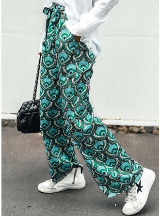 Long Casual Pants