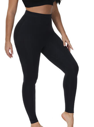 Nylon Chinlon Plain Shapewear