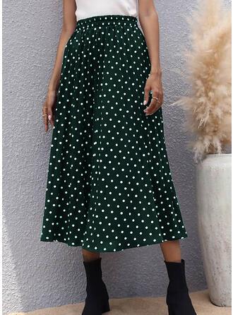 Às bolinhas Maxi Vintage Elegante
