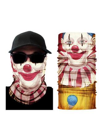 Acrylique Accessoires d'Halloween Masque Masques faciaux (Vendu dans une seule pièce)