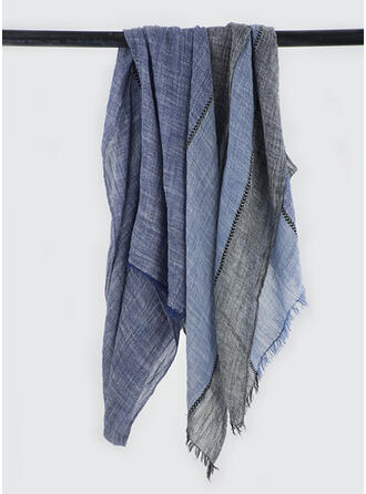 Retro/Vintage/Stitching Light Weight/Breathable/Simple Style Scarf