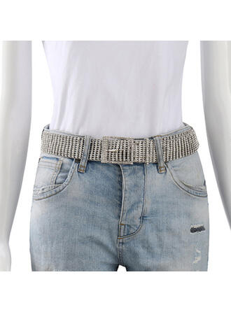 Unisex Gorgeous/Classic/Exquisite Alloy Belts